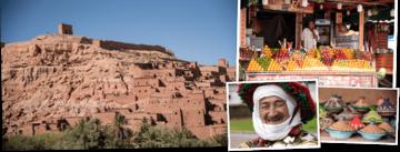 Overzicht Marokko rondreizen van Djoser