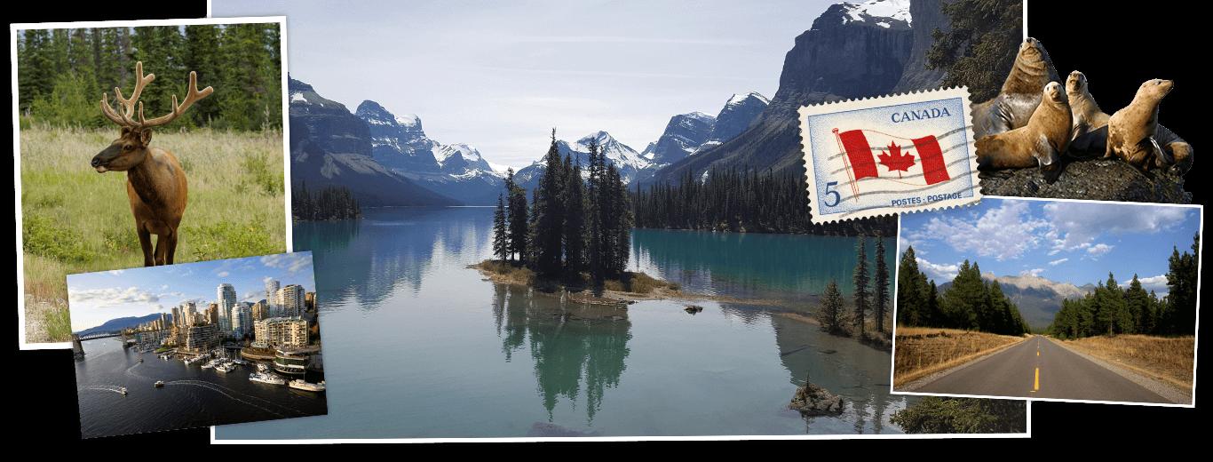 Canada kampeerreis