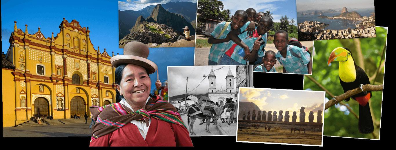 Midden- en Zuid-Amerika