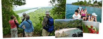Overzicht Costa Rica rondreizen van Djoser