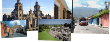 Overzicht Mexico rondreizen van Djoser