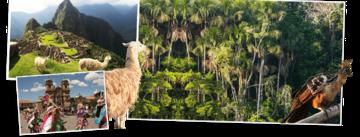 Bekijk de Rondreis Peru met Amazone, 24 dagen van Djoser
