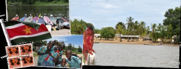 Overzicht Suriname rondreizen van Djoser