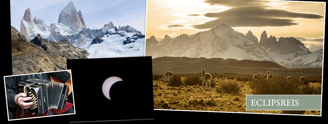 Eclipsreis Argentinië & Chili